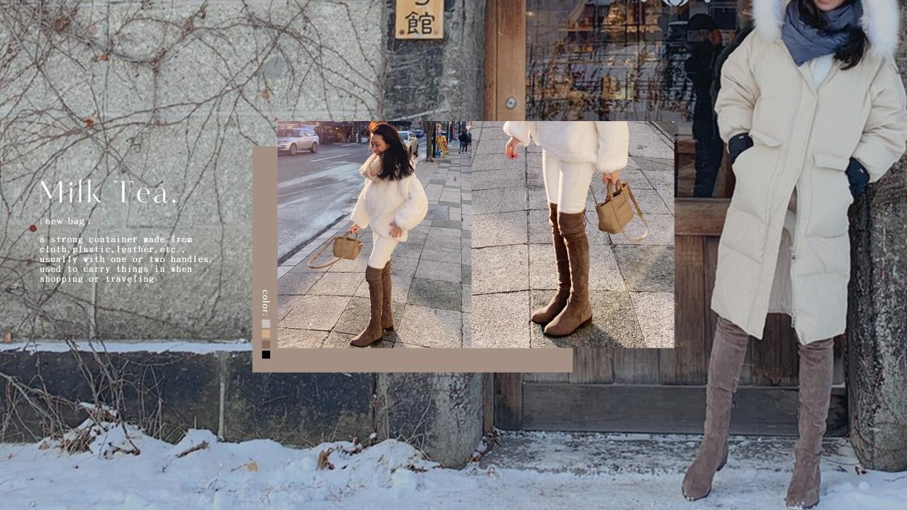 【2020必備色】最溫柔的奶茶色5種穿搭公式分享給妳😘😘😘-2