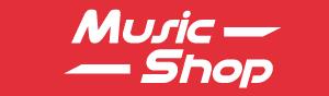 MusicShop logo