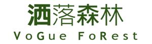 洒落森林 logo