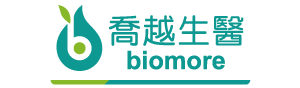 喬越生醫 logo
