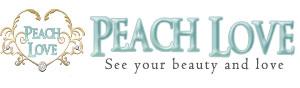 Peach Love 蜜桃洋房 logo