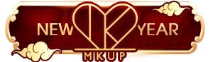 MKUP美咖:零技巧彩妝 logo