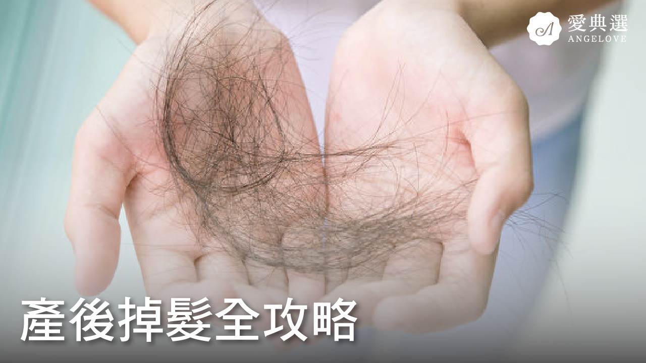 產後掉髮攻略