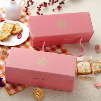 大蘋果禮盒 小蘋果禮盒 粉幸福禮盒-3