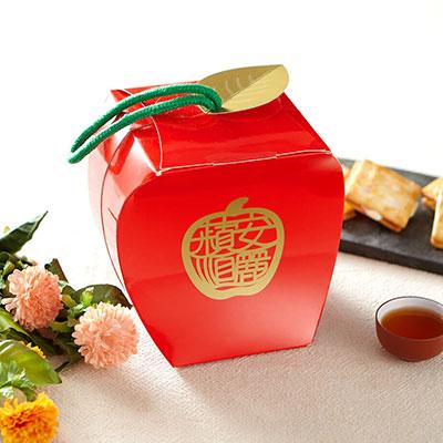 大蘋果禮盒 小蘋果禮盒 粉幸福禮盒-2