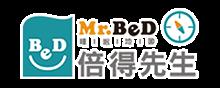 倍得倉庫 logo