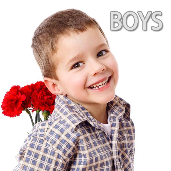 BOY & GIRL : 2T-5T-1