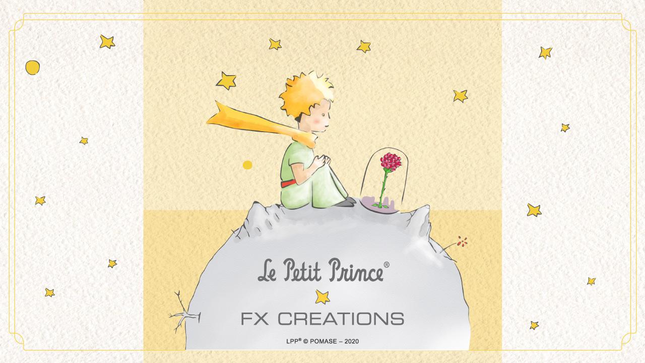以法國經典國民童話小說《小王子 Le Petit Prince》為主題的系列包款,與來自B-612星球的小王子,一起展開一段星空夢幻旅程吧。-2
