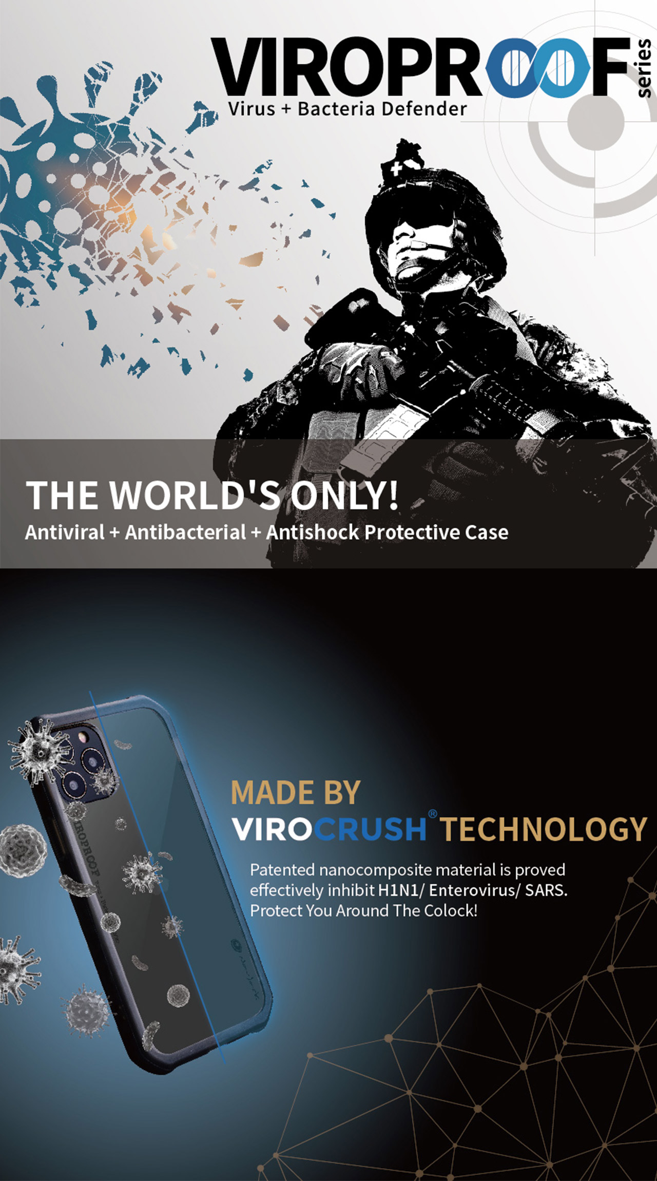 Viroproof Series-1