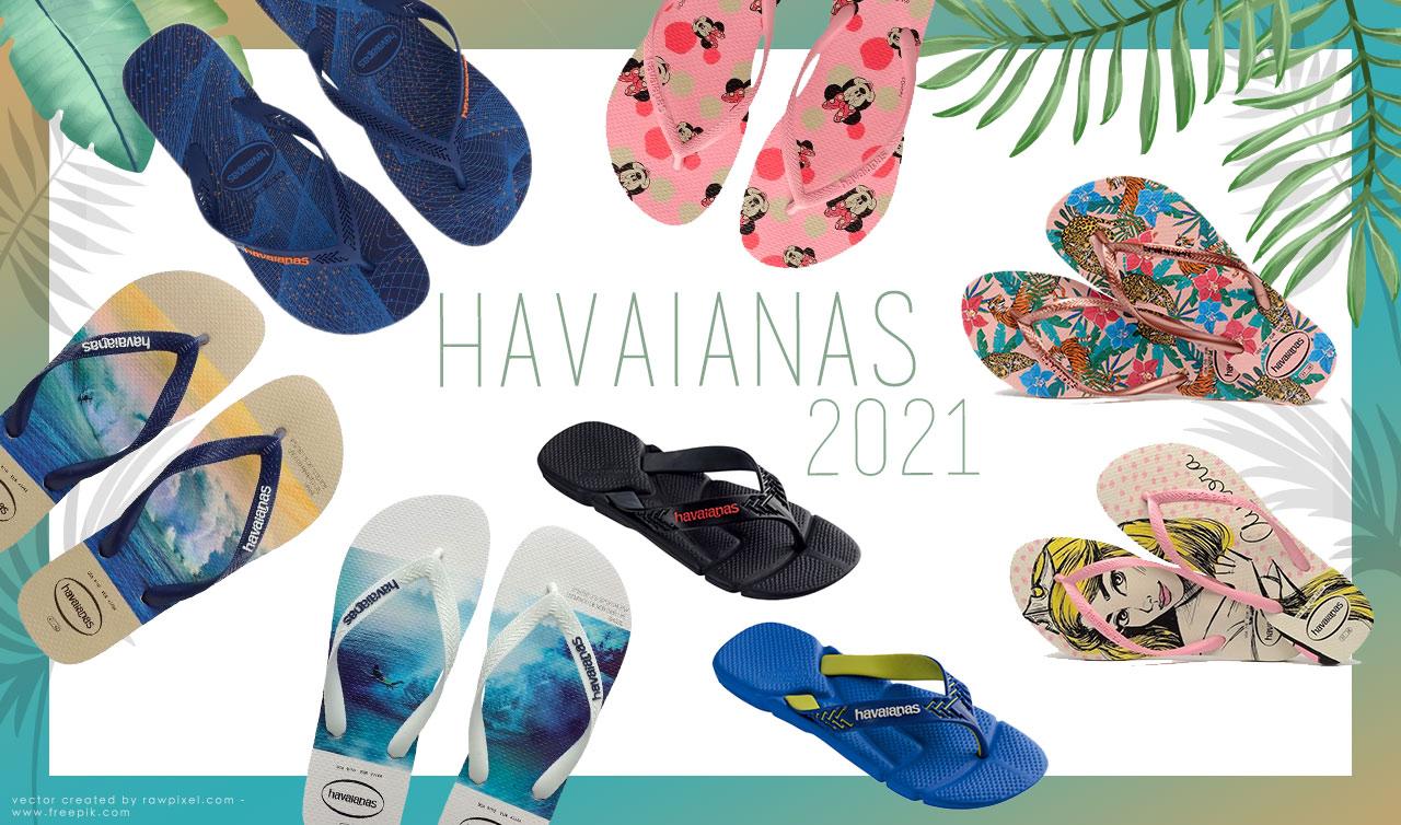 📣 2021 HAVAIANAS -1