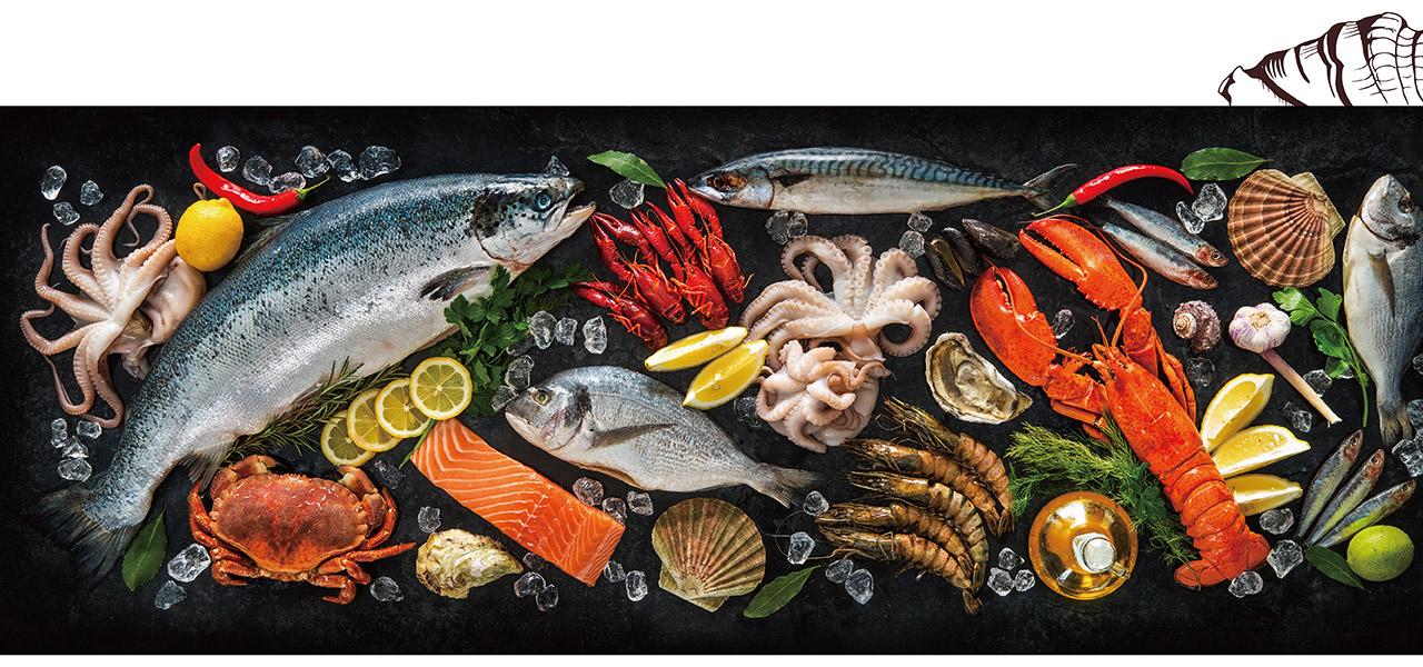 永續海鮮 Sustainable seafood