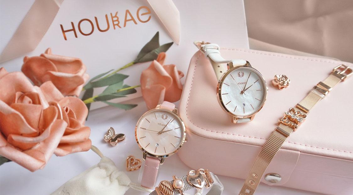 HOURRAE荷萊 手錶飾品 溫馨獻禮🌸母親節專屬活動🌸