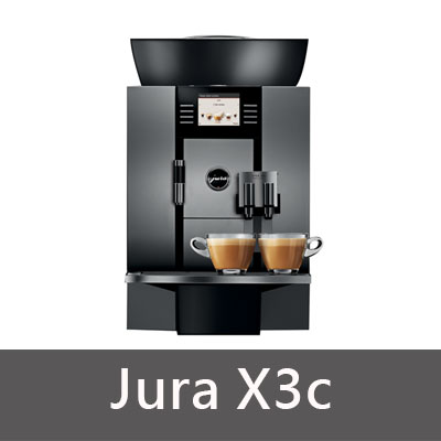 Jura 商用咖啡機 - 技術支援-1