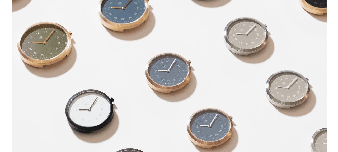 手錶排列-1