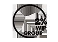 2% WIP logo