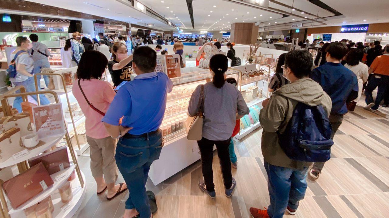 林銀杏義享天地 甜點概念店開幕慶|2021.03.20-2