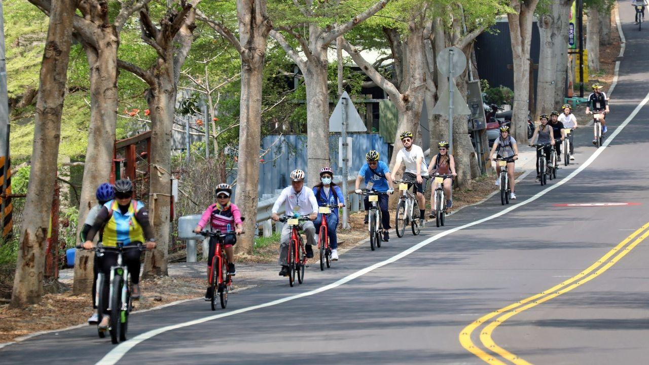來去參山 騎自行車-1