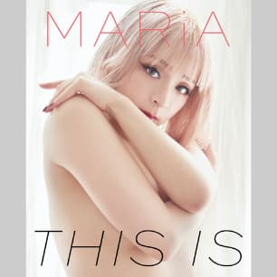 MARiA 2nd寫真書:「THIS IS」