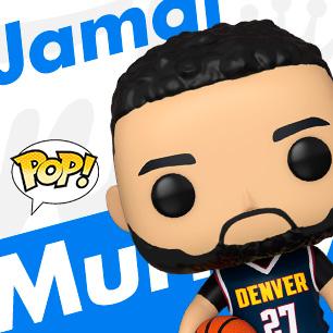 NBA POP 賈邁爾穆雷 Jamal Murray 大頭公仔