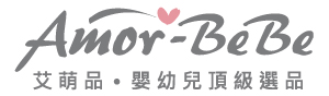 AmorBeBe 艾萌品 logo